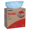 X70 Cloths, POP-UP Box, 9 1/10 x 16 4/5, Blue, 100/Box, 10 Boxes/Carton