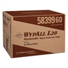 WypAll* L20 Wipers, BRAG Box, 2-Ply, 12 1/2 x 16 4/5, Brown, 176/Box