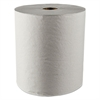 "Hard Roll Towels, 100% Recycled, 1.5"" Core, White, 8"" x 800ft, 12 Rolls/Carton"