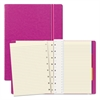 Notebook, College Rule, Pink Cover, 8 1/4 x 5 13/16, 112 Sheets/Pad