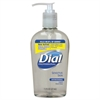 Dial Professional Antimicrobial Soap for Sensitive Skin, 7.5oz Décor Pump Bottle, 12/Carton