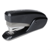 QuickTouch Reduced Effort Compact Stapler, 20-Sheet Capacity, Black/Gray