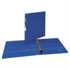 "Heavy-Duty Binder with One Touch EZD Rings, 11 x 8 1/2, 1"" Capacity, Blue"
