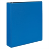 "Avery Durable Binder with Slant Rings, 11 x 8 1/2, 2"", Blue"