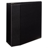 "Durable Binder with Two Booster EZD Rings, 11 x 8 1/2, 5"", Black"