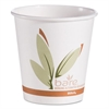 SOLO Cup Company Bare by Solo Eco-Forward Recycled Content PCF Hot Cups, Paper, 10 oz, 1000/Ctn