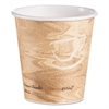 SOLO Cup Company Mistique Hot Paper Cups, 10 oz, Brown, 1000/Carton