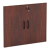"Alera Valencia Series Cabinet Door Kit For All Bookcases, 31 1/4"" Wide, Cherry"