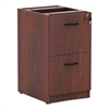 Alera Valencia F/F Drawer Full Pedestal, 15 5/8 x 20 1/2 x 28 1/2, Medium Cherry