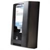 Intellicare Hybrid Dispenser for Soap/Sanitizer, Black, 13.386 x 13.386 x 12.244