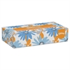 White Facial Tissue, 2-Ply, Pop-Up Box, 100/Box