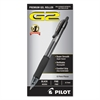 Pilot G2 Premium Retractable Gel Ink Pen, Refillable, Black Ink, .7mm, Dozen