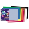 Riverside Construction Paper, 76 lbs., 12 x 18, Assorted, 50 Sheets/Pack