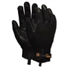 Multi-Task Synthetic Gloves, Large, Black, Pair