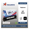 Triumph 751000NSH1283 Remanufactured CE410A (305A) Toner, Black