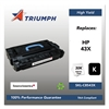 Triumph 751000NSH0354 Remanufactured C8543X (43X) High-Yield Toner, Black