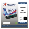 Triumph 751000NSH0955 Remanufactured 310-8707 GR332 (1720) High-Yield Toner, Black
