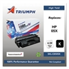 Triumph 751000NSH0967 Remanufactured CE505X (05X) High-Yield Toner, Black