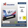 Triumph 751000NSH0977 Remanufactured CB542A (125A) Toner, Yellow