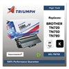 751000NSH1379 Remanufactured TN750 High-Yield Toner, Black