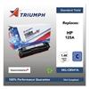 Triumph 751000NSH0976 Remanufactured CB541A (125A) Toner, Cyan
