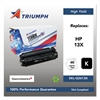 Triumph 751000NSH0174 Remanufactured Q2613X (13X) High-Yield Toner, Black
