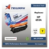 751000NSH1605 Remanufactured CF322A (653A) Toner, Yellow