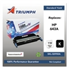 Triumph 751000NSH0283 Remanufactured Q5950A (643A) Toner, Black