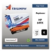Triumph 751000NSH1114 Remanufactured CE260X (649X) High-Yield Toner, Black