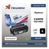 Triumph 751000NSH0132 Remanufactured 7621A001AA (FX-7) Toner, Black