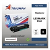 Triumph 751000NSH1061 Remanufactured E360H21A (E360) High-Yield Toner, Black