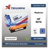 Triumph 751000NSH1280 Remanufactured CE401A (507A) Toner, Cyan