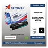 Triumph 751000NSH1326 Remanufactured X203A11G Toner, Black