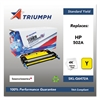Triumph 751000NSH0297 Remanufactured Q6472A (502A) Toner, Yellow