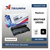 Triumph 751000NSH0341 Remanufactured DR350 Drum Unit, Black
