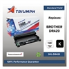Triumph 751000NSH1320 Remanufactured DR420 Drum Unit, Black