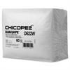 Durawipe Medium-Duty Industrial Wipers, 11.6 x 13, White, 60/Pack, 16Pk/Carton