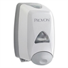 FMX-12T Liquid Soap Dispenser, 1250mL, 6 1/4w x 5 1/8d x 9 7/8h, Gray