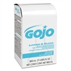 GOJO Lather & Klean Body & Hair Shampoo Refill, Pleasantly Scented, 800 ml