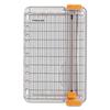"SureCut Paper Trimmer, 8 Sheets, Plastic, 8.88"" x 14.38"""