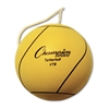 Champion Sports Tether Ball, Playground Size, Optic Yellow