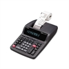 Casio DR-210TM Two-Color Desktop Calculator, Black/Red Print, 4.4 Lines/Sec