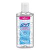 Advanced Instant Hand Sanitizer, 4oz Flip-Cap Bottle, 24/Carton