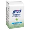 Instant Hand Sanitizer 800mL Refill, Aloe, 12/Carton