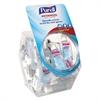Advanced Instant Hand Sanitizer Gel, 1 oz Bottle, Lemon Scent, 36/Bowl,1 Bowl/CT