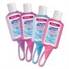 Advanced Instant Hand Sanitizer Gel, Jelly Wrap Bracelet 1 oz Bottle, 36/Case