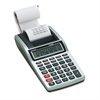 Casio HR-8TM Handheld Portable Printing Calculator, Black Print, 1.6 Lines/Sec