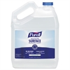 Healthcare Surface Disinfectant, Fragrance Free, 1 gal Bottle, 4/Carton