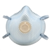 2300N95 Series Particulate Respirator, Half-Face Mask, Medium/Large, 10/Box