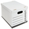 Economy Boxes, 12 x 15 x 9 7/8, White, 10/Carton